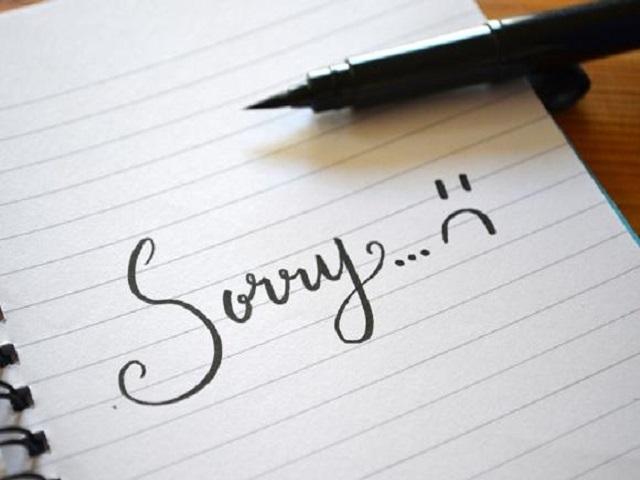 lettere di perdono