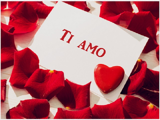 rosa ti amo