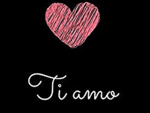 ti amo cuore