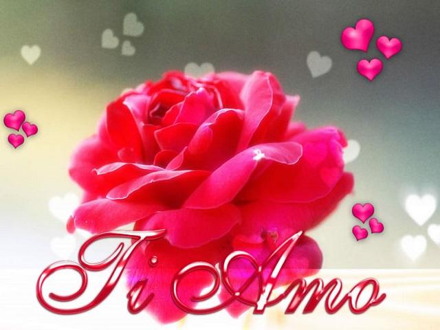 ti amo fiori