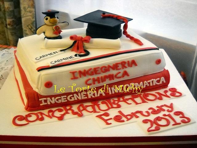 torta laurea ingegneria
