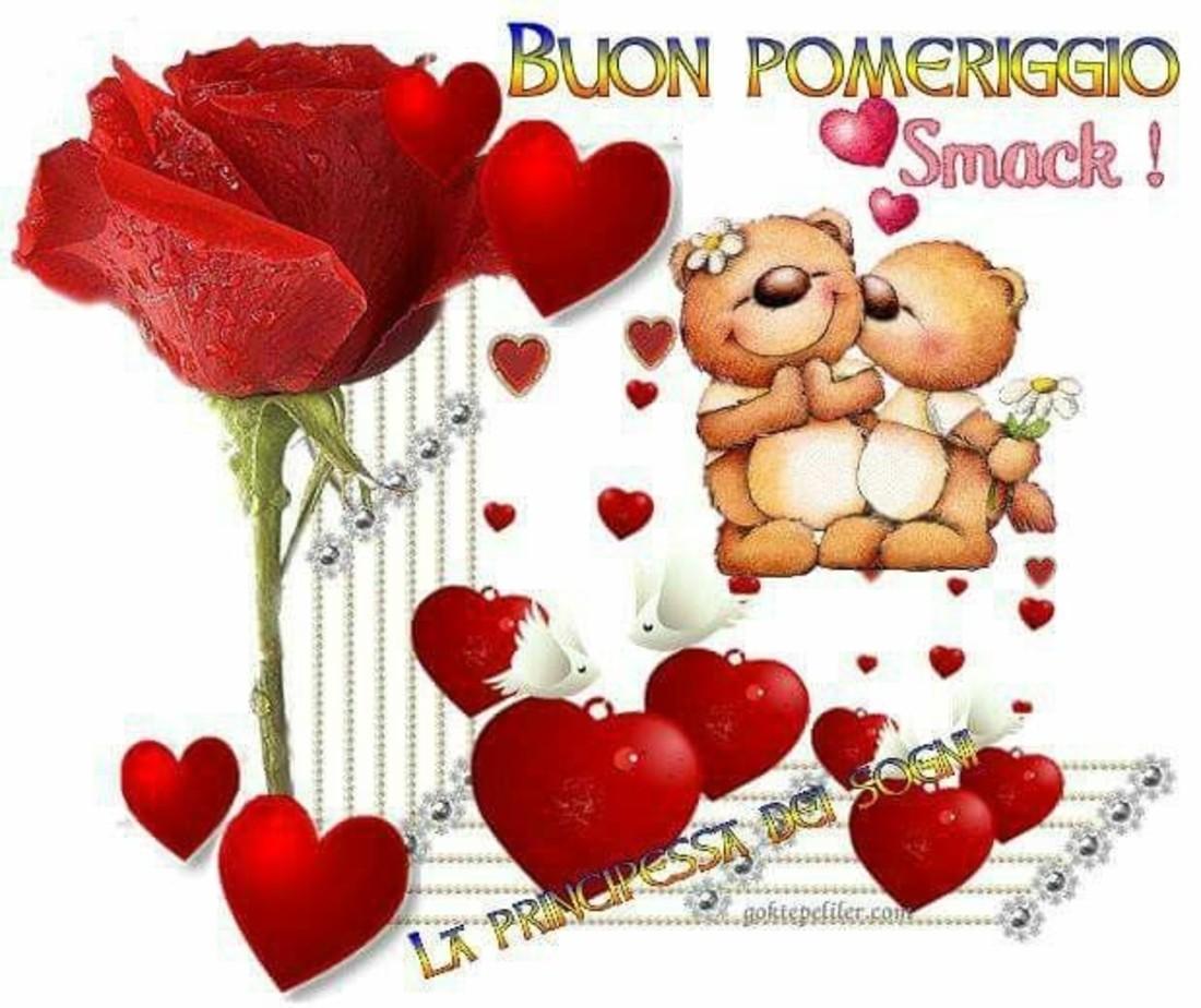 buon pomeriggio amore