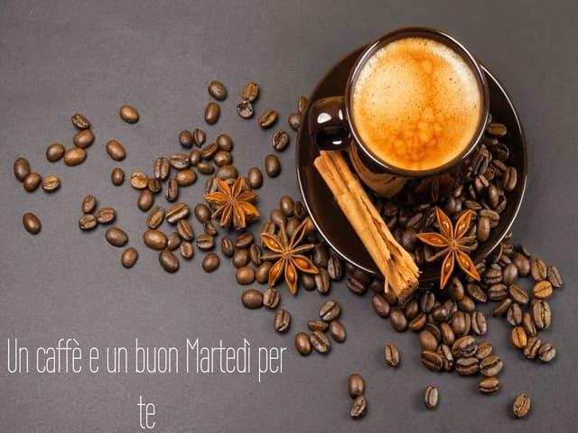 buon martedì con caffè 10