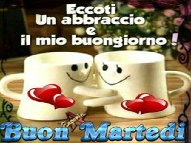 Buon martedì con caffè 3