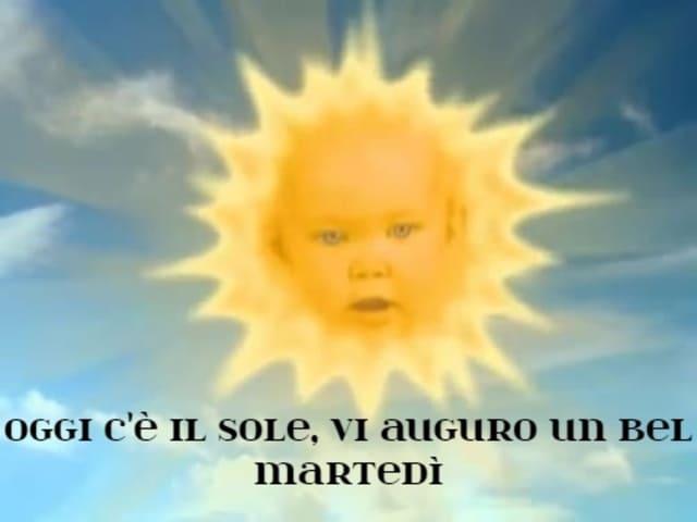 Buongiorno con il sole 1