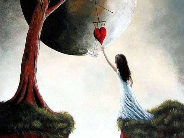 Frasi d'amore sulla mancanza