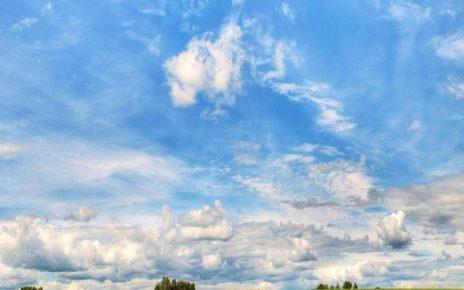 immagini e frasi sul cielo