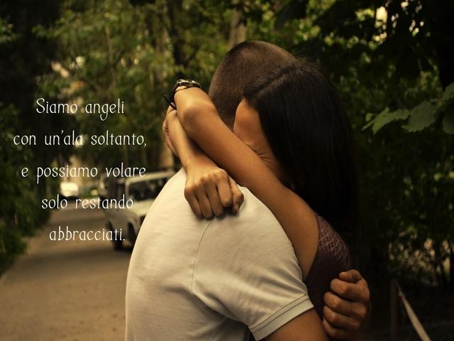 abbraccio immagine 1