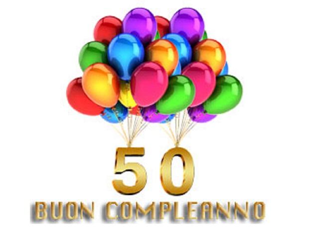 Frasi Per Compleanno 50 Anni Amica