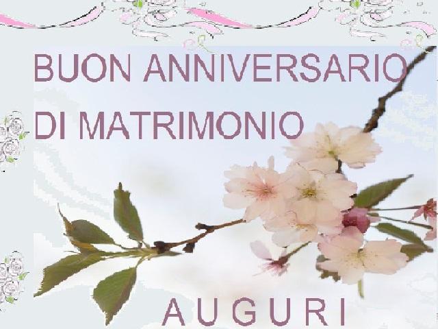 buon anniversario nozze d'oro