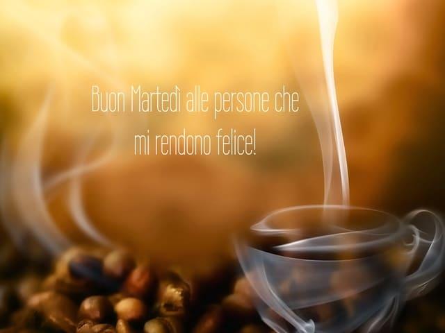 buon martedì con caffè 11