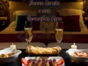 buona cena romantica