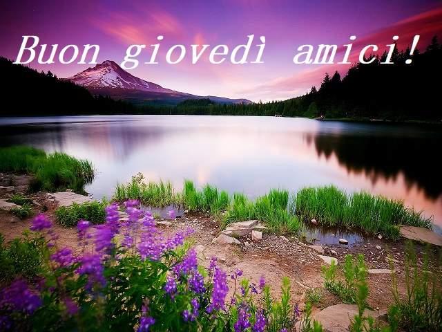 buongiorno buon giovedi santo