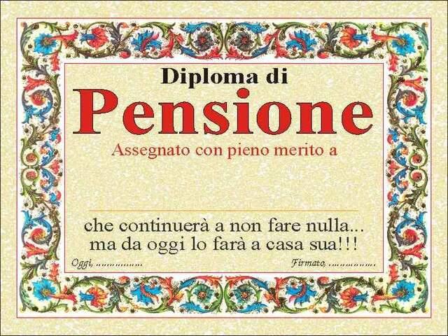 Frasi Per Pensione 71 Modi Per Augurare Il Pensionamento