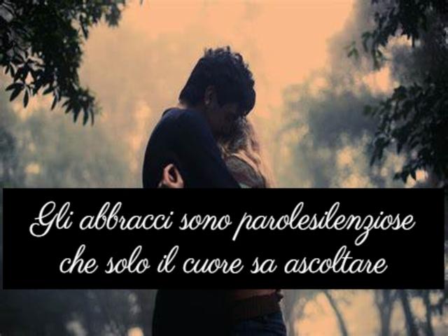 foto abbraccio romantico 3