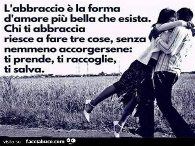 foto abbraccio romantico 4