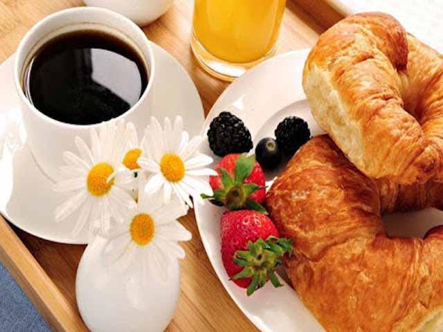 foto colazione