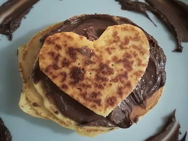 foto colazioni romantiche