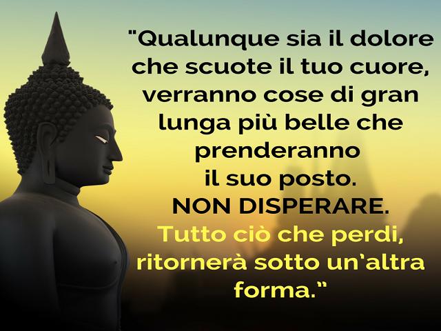frasi buddha sulla felicità
