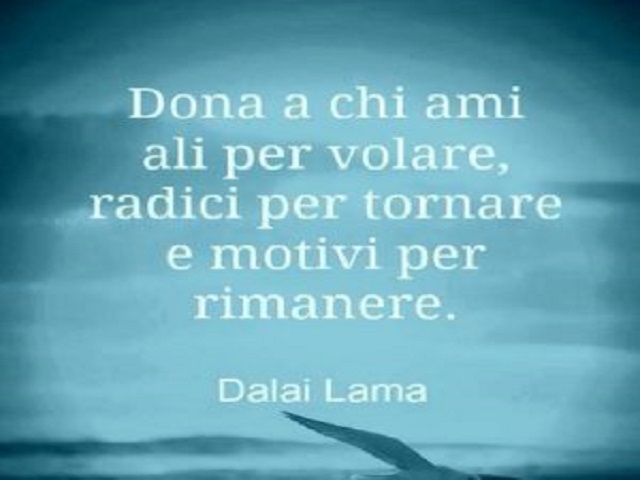 frasi felicità Dalai Lama