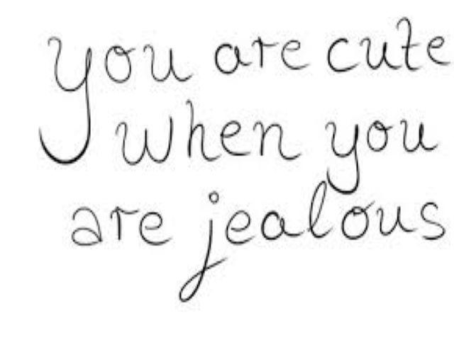 frasi di gelosia d amore