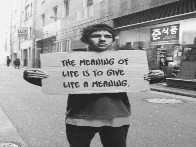 frasi senso della vita