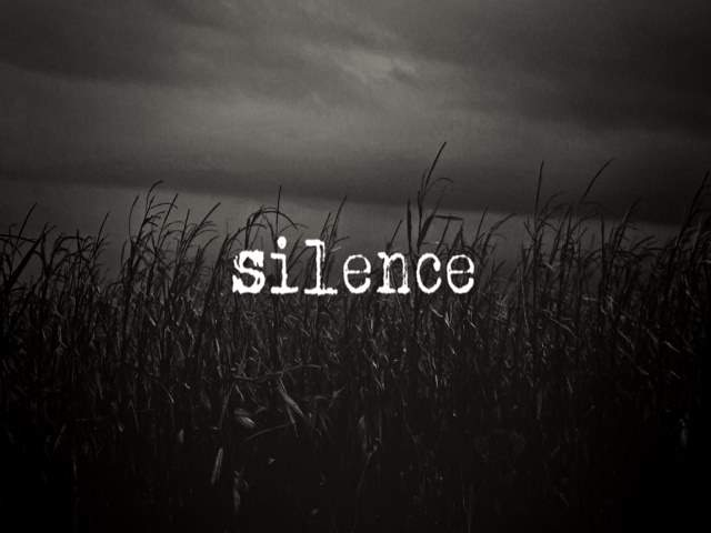 frasi sul silenzio