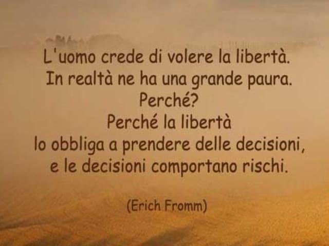 frasi sull'essere liberi