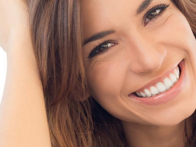 il sorriso di una donna