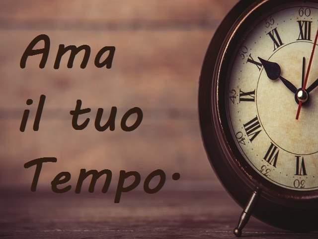 il tempo frasi
