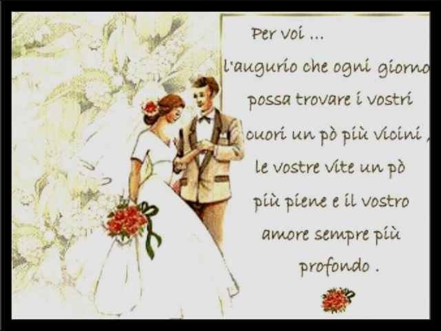Frasi Matrimonio Video.50 Anni Di Matrimonio 75 Frasi Immagini E Video Da Dedicare