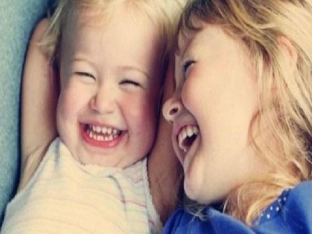 immagini sorriso bambini
