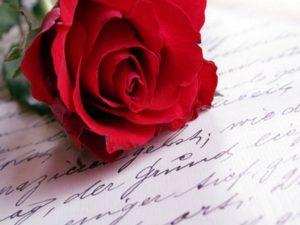 lettera d'amore per lui triste