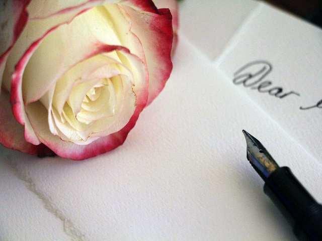 lettera nozze d'oro