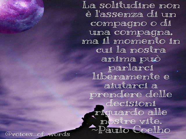 solitudine frasi