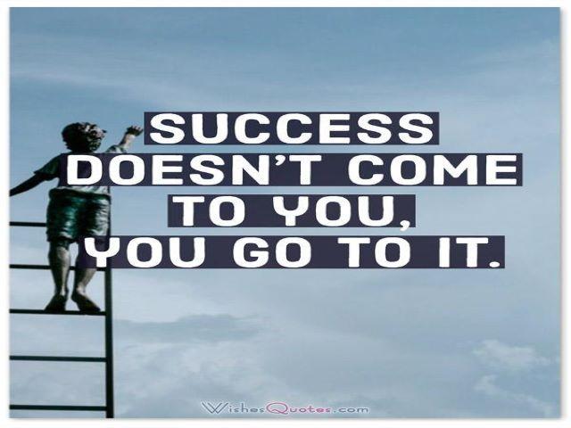 successo frasi