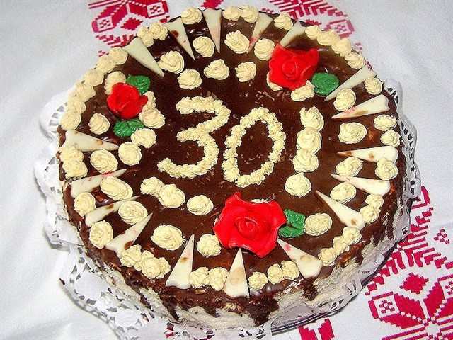 torta compleanno 30 anni 4