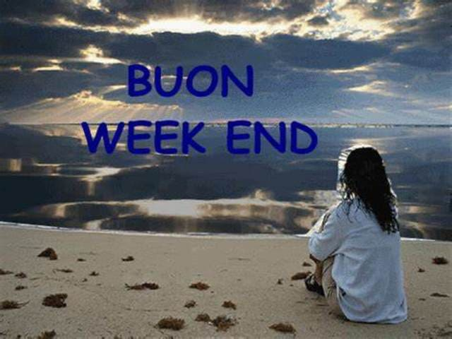 buon weekend al mare 1