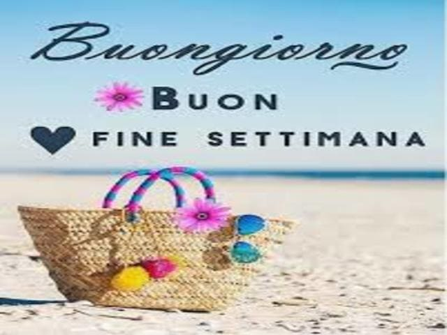 buon weekend al mare 3