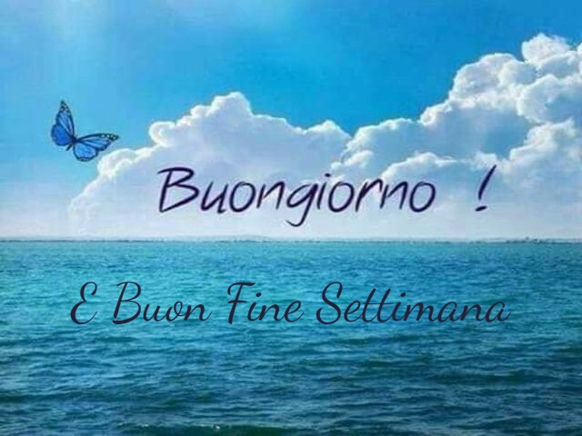 Buon weekend al mare 6