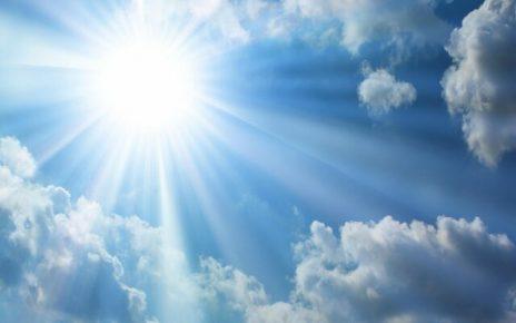 frasi e immagini sul sole