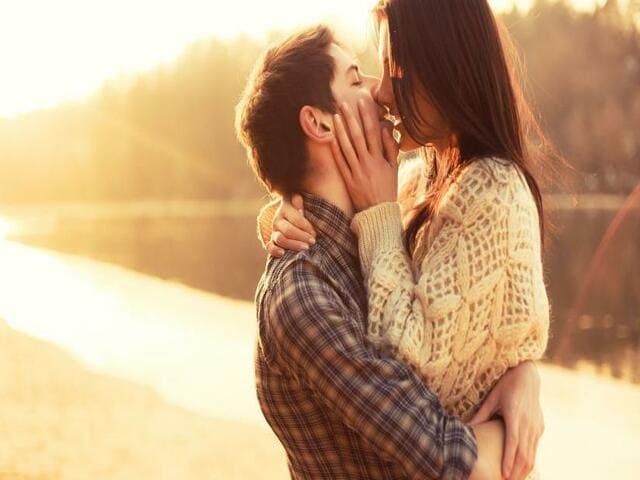 frasi sul bacio d'amore