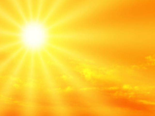 frasi sul sole in inglese