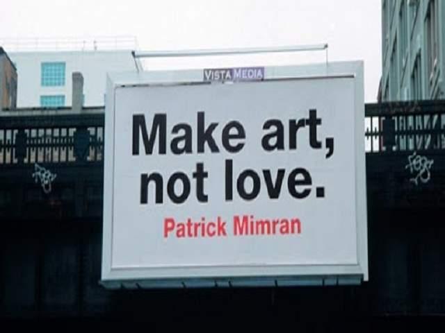 aforismi su arte