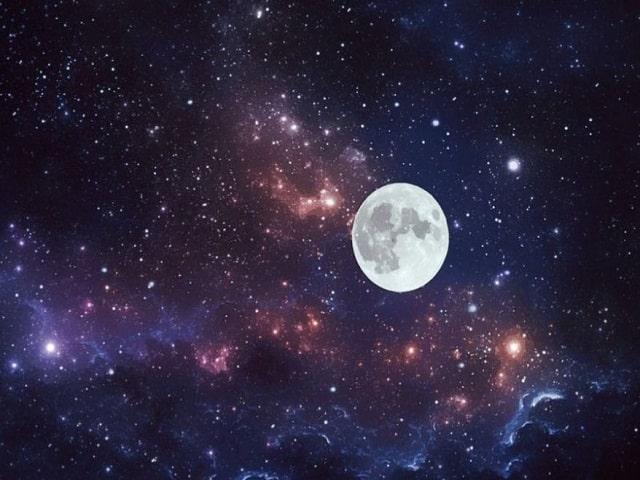 aforismi sulla luna e le stelle