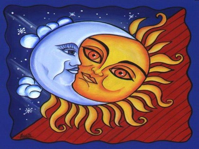 amore luna stelle