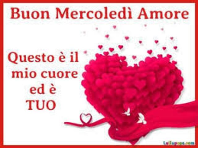 amore mercoledì immagine