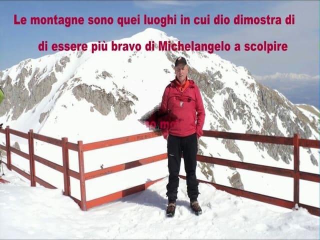 amore montagna