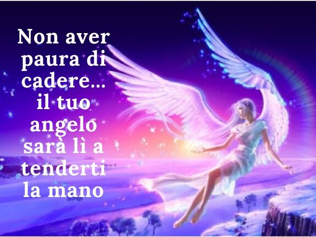 angeli con frasi