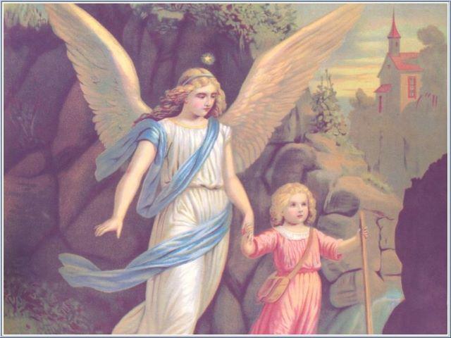 angeli custodi frasi